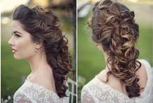 Wedding Hair & Hair Accessories