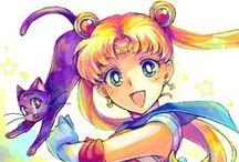 Anime & Manga Stuff / by Chelsea Posiowaych