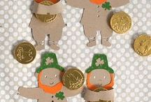 St. Patrick's Day / St. Patrick's Day | St. Patty's Day | Gifts, ideas and recipes