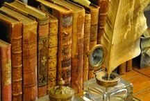 Illuminate Me / Beautiful old books and manuscripts