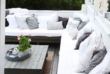 House: Outdoors / Inspiring ideas for your personal outdoor space.