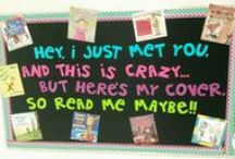 Bulletin Board & Door Decorating Ideas / Bulletin boards - whether you love 'em or hate 'em, we all have to do 'em!! Get inspired with great ideas here! Stick around to find great ideas for your Kindergarten, 1st, 2nd, 3rd, 4th, 5th, or 6th grade classroom students!