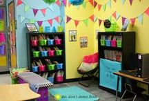 Classroom Spaces / Get ready to drool over other teachers' beautiful classroom spaces while getting inspired to beautify and organize your own classroom. Stick around to find great ideas for your Kindergarten, 1st, 2nd, 3rd, 4th, 5th, or 6th grade classroom students! Even homeschool families will find inspiration for their work space here!