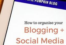 The Only Way Is Blogging / Tips, tricks and advice for better blogging.