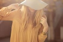 Fashion: Fall/Winter / by Morgan Russom
