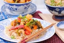 World Foods / Recipes from around the world  - so many cuisines, to cook and taste your way through!