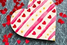 Valentine's Day / A board with ideas, inspiration, crafts, printables and recipes for Valentine's Day!