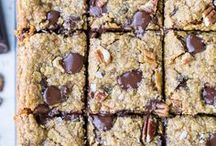 Bars on Bars on Bars / Bars: a cross between a cookie and a pie. What more could you want? Check out these fun bar recipes for your next spring get-together.