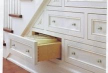Built in / Woodwork, shelves, lighting, special drawers and organizing options for Built-in furniture