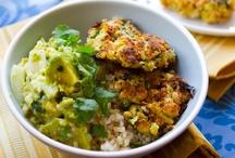 Recipes - Veggie Yum-yums / All recipes are vegetarian or vegan