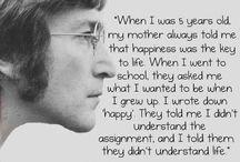 Quotes & wisdoms