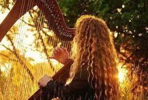 Hippie, Gypsy, Fairy, Witchy