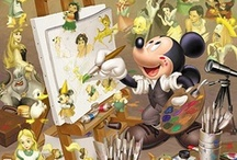 All Things Disney / by Jacqueline Gaithe
