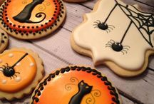 Halloween food / Cakes, cupcakes, cake pops, cookies and more ideas for halloween party.