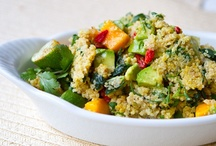 Salads / green salads, pasta salads, potato salads, cold & hot