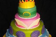Disney Themed Cakes / by Jacqueline Gaithe