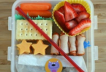 Lunches & bentos / easy foods when you are short on time, lunches that hold up in brown bags or small coolers, bento fun for kids and adults