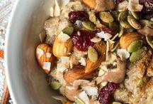 Recipes - Breakfast / All recipes are vegetarian or vegan