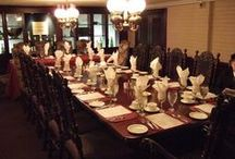 Private Dining / by The Firehouse Restaurant