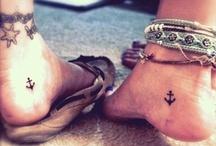 Tattoos & Piercings / by Kristen Stephenson