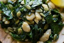 Beans & Legumes / by Alecia Wardell