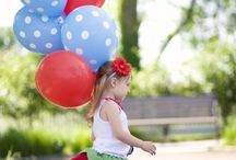 Party - Strawberry fields forever / daughter's first birthday