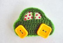 Crochet - Knitting and more / by Olesea Fiodorova
