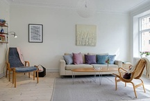 Apartment Ideas Pt I / All the pins pinned to this board are so helpful.  When moving into an apartment, you are faced with a White Wall Dilemma.  Here are good ideas of how to dress up or style your apartment.   / by Jacqueline Gaithe