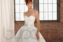 Wedding Gowns / I love wedding dresses!  Here are some dresses I'd wear everyday.  / by Jacqueline Gaithe
