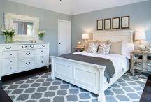 Bedroom Ideas / by Michelle Hackney