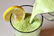 Recipes - Drinks, Juices, and Smoothies