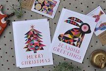 TREND BOARD // Geometric Magic  / 2013 Holiday Trends