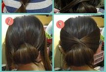 Hair Tips, Styles & How To's / by Jacqueline Gaithe