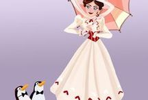 Mary Poppins / by Jacqueline Gaithe