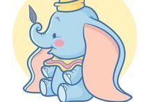 Dumbo / by Jacqueline Gaithe