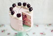 Cakes / by Alecia Wardell