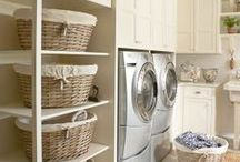 Laundry Room / by Ariel Wiley