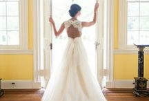 Wedding Gowns / by Ariel Wiley