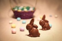Easter food / cakes, cupcakes, cookies and more ideas for easter.