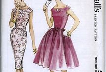 Vintage Style - 1960s / by Alecia Wardell