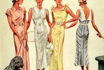 Vintage Style -1930's / by Alecia Wardell