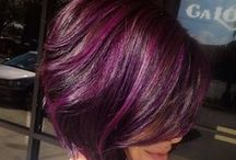 Hair color options / by Katie Nolan