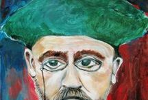 Portraits / Commissions / Portraits and Commissioned Portraits