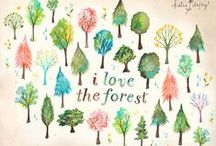 Forest School / by Chloe Fitch