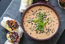 Recipes - Sauces, Spreads, and Dressings
