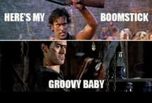 Evil Dead Bruce Campbell Baby