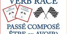 French Passé Composé / Games, lessons and other resources for teaching the French passé composé. Email me if you'd like to be a collaborator and add your own ideas and resources. Only passé composé related content s'il vous plaît. french@lovelearninglanguages.com