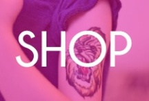 SHOP / i love / by Sharon Beesley