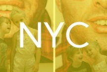 NYC / with kids / by Sharon Beesley