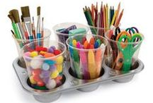 Fun for Kids / Crafts, activities and organization for kids and their spaces.